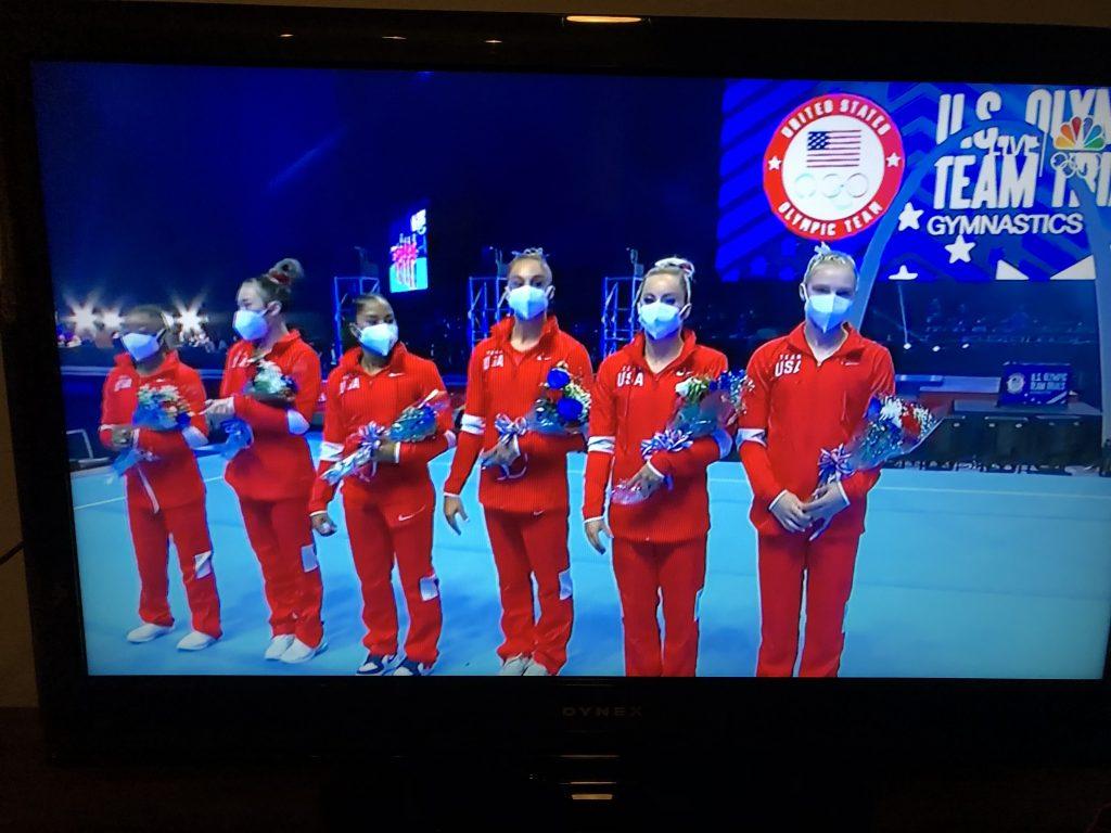 USA Gymnastics Tokyo 2020 Olympic Trials