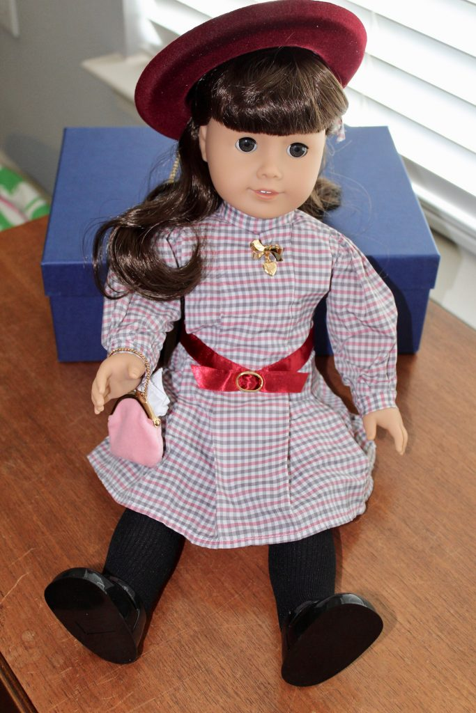 American Girl 35th Anniversary Samantha Parkington Doll