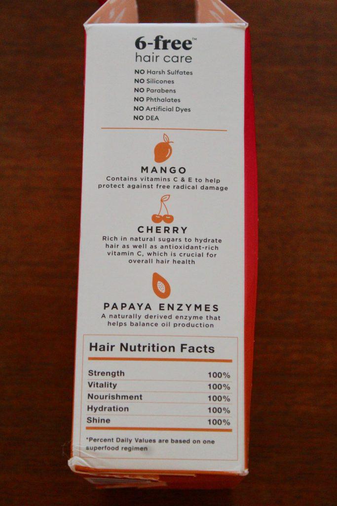 Briogeo Superfoods Balancing Shampoo and Conditioner
